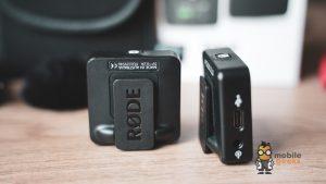 Rode Wireless Go kabelloses Mikrofon Mobilegeeks Test