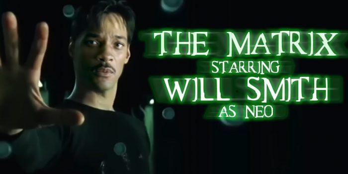 Deepfakes: Wie Will Smith in Matrix ausgesehen hätte