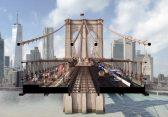 Zurück in die Zukunft: wie eine neue Brooklyn Bridge aussehen könnte