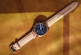 Samsung Galaxy Watch3 offiziell vorgestellt