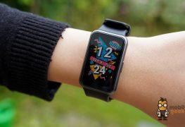 Huawei Watch Fit im Test – Lifestyle-Smartwatch mit tollen Features