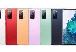 Samsung Galaxy S20 Fan Edition – es wird bunt! [Fotos und technische Daten]