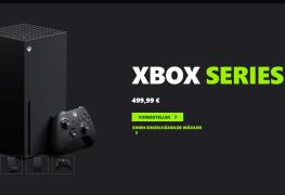 Xbox Series X: Auch Microsoft mit Problemen bei den Vorbestellungen