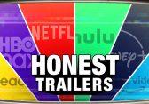 Honest Trailers knöpft sich viele Streaming-Plattformen vor