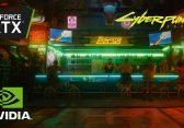Cyberpunk 2077 im RTX-3000 Raytracing Trailer