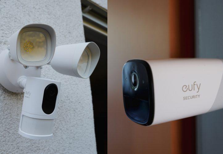 Eufy Smart Floodlight Security Camera Sicherheitskamera Test Review Mobilegeeks