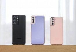 Samsung stellt Galaxy S21, S21+ und S21 Ultra vor