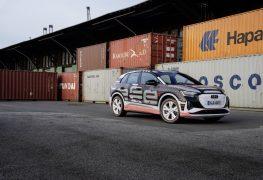 Der Audi Q4 e-tron – ein Elektro-SUV mit smarten Funktionen