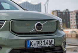 Volvo möchte bei neuen E-Modellen komplett auf echtes Leder verzichten