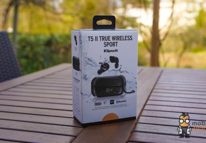Klipsch T5 II True Wireless Sport Kopfhörer Test Mobilegeeks