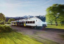Siemens erprobt wasserstoffbetriebenen Regionalzug in Bayern
