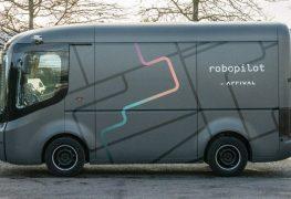 Arrival schließt ersten Testlauf mit seinen autonomen Fahrzeugen ab