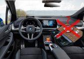 BMW iDrive Controller vor dem aus?