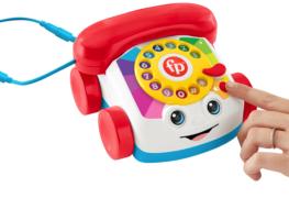 Mattel bringt sein Spielzeugtelefon zum 60. Geburtstag für Erwachsene
