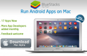 Bluestacks App Player on Mac