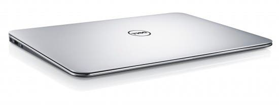 XPS 13 notebook computer.