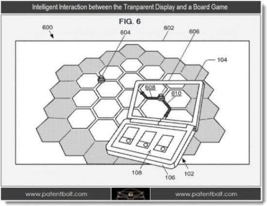 augmented reality ultrabook microsoft patent siedler von catan 550x424 Transparente Displays: Microsoft beantragt Patent