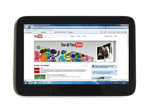 bmodo12 youtube bModo 12 Tablet   WeTab Variante mit Windows 7