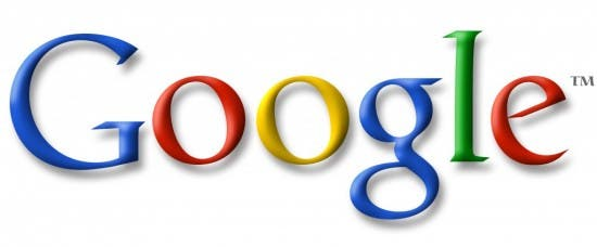 google logo 1024x426 550x228 Google gegen Software Patente