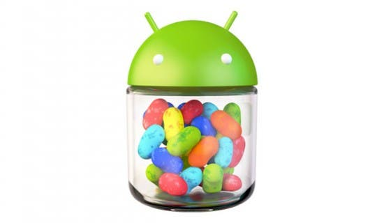 jelly bean 550x320 Komplettes Changelog zu Android 4.1 Jelly Bean