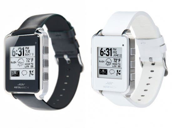 Metawatch Smartwatches